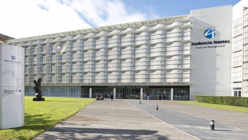 Audencia s'allie à l'Ecole de Design Nantes Atlantique