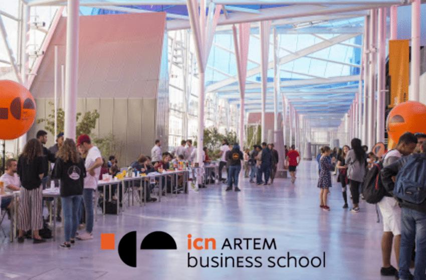 ICN Business School double double ses effectifs en apprentissage