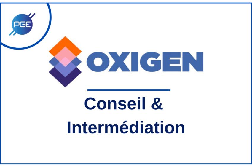 OXIGEN : Conseil & Intermédiation