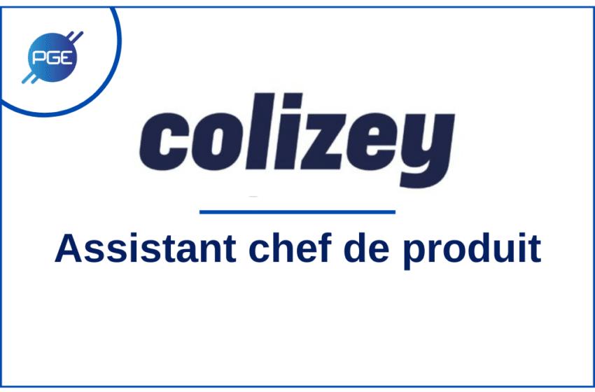 Colizey : Assistant chef de produit