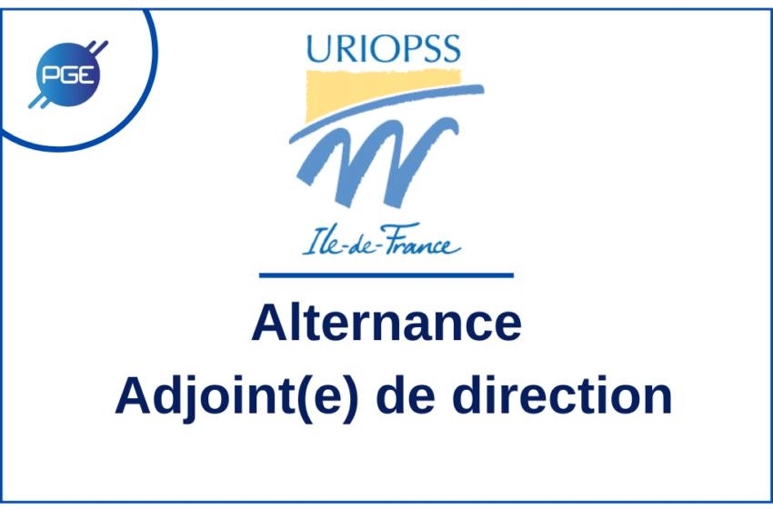 URIOPSS : Alternance Adjoint(e) de direction