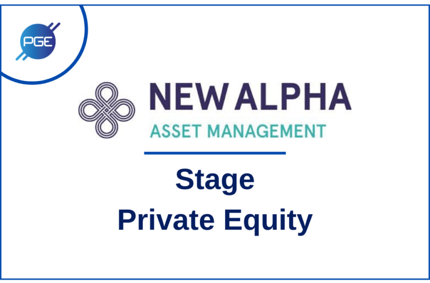 NEW ALPHA ASSET MANAGEMENT : Private Equity