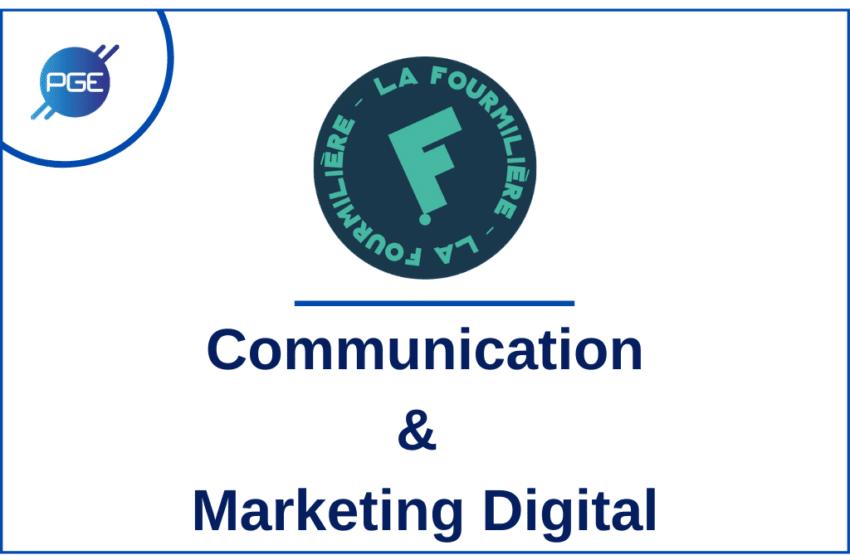 La Fourmilière : Communication & Marketing Digital