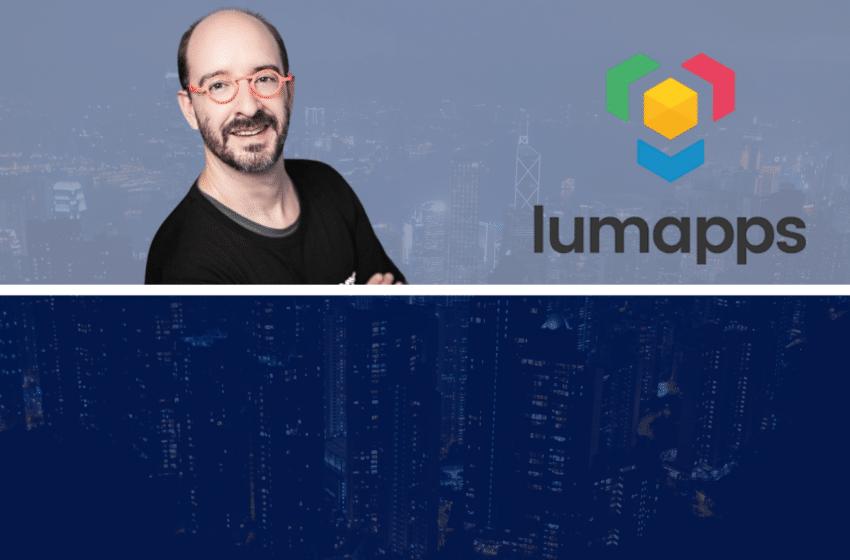 Olivier Chanoux – LUMAPPS : Entretien avec un CMO