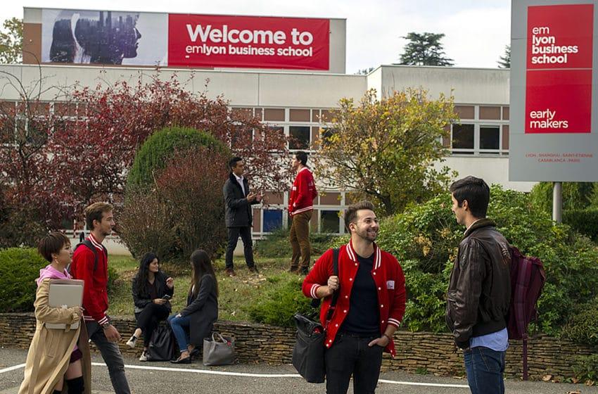 emlyon a débloqué 600 000€ pour soutenir ses étudiants depuis le début de la crise sanitaire