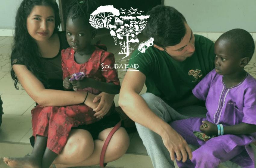 Découvrez SOLIDA'RAID, l'asso humanitaire d'ICN