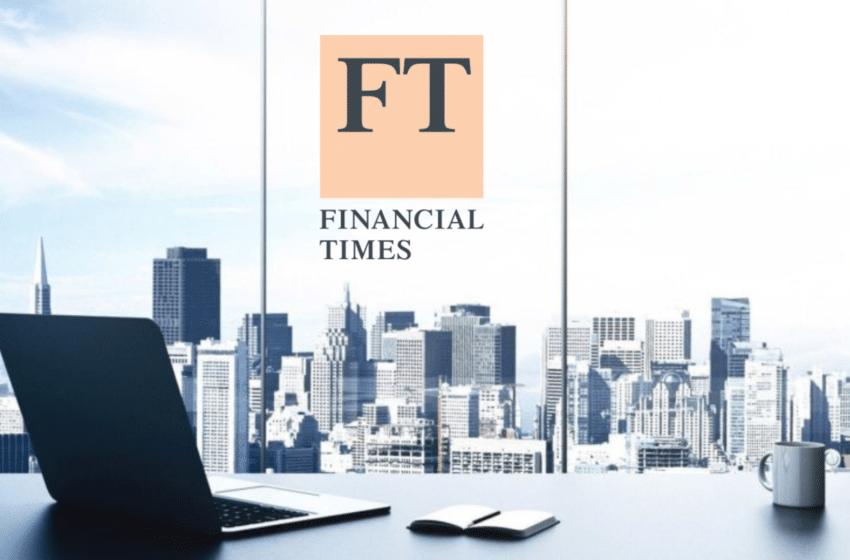 Le classement Global MBA 2020 du Financial Times (FT)