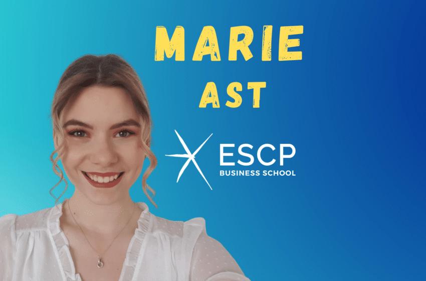 Marie – De l'Université à l'ESCP