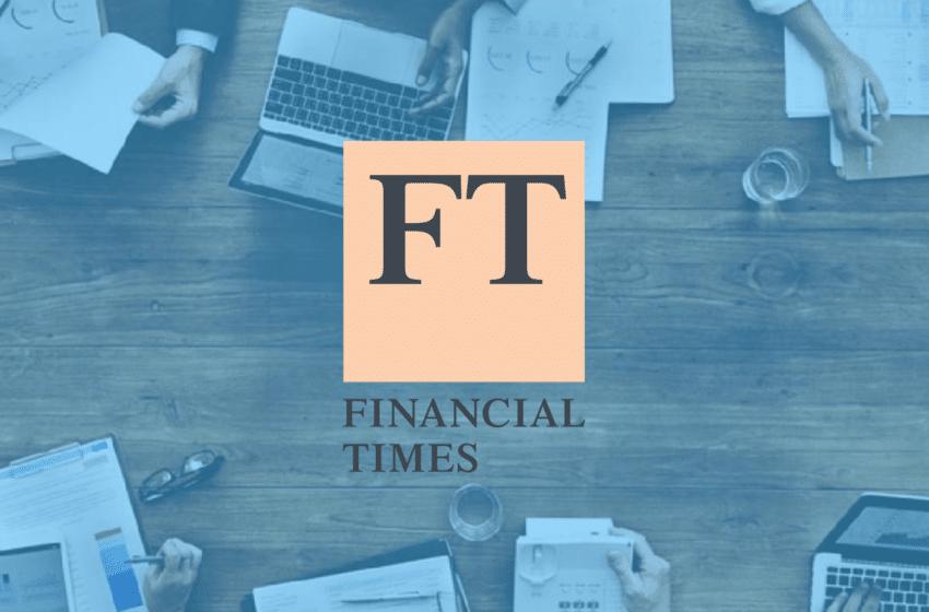 Le Classement European Business School 2020 du Financial Times (FT)