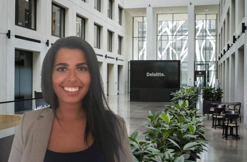 Rencontre avec Nawel – Le conseil en innovation chez Deloitte