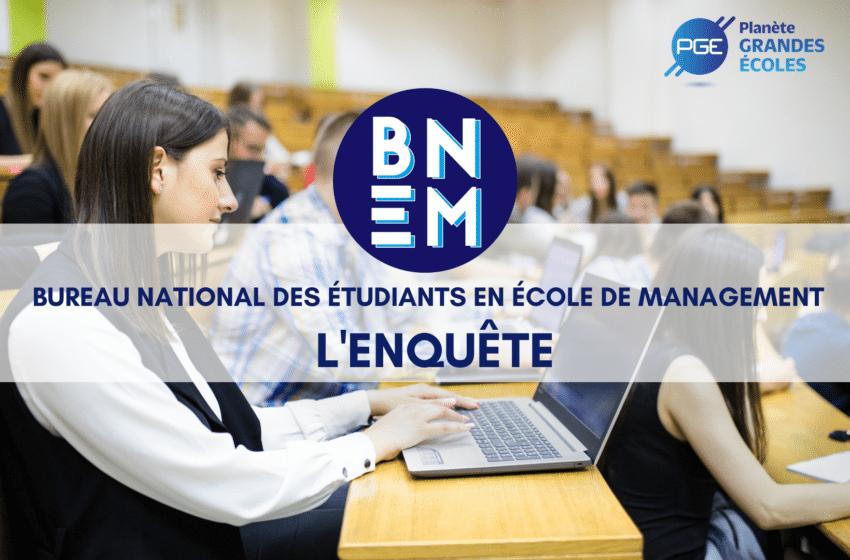 Modification des concours des Grandes Ecoles (Rapport HIRSCH) : le BNEM lance une enquête