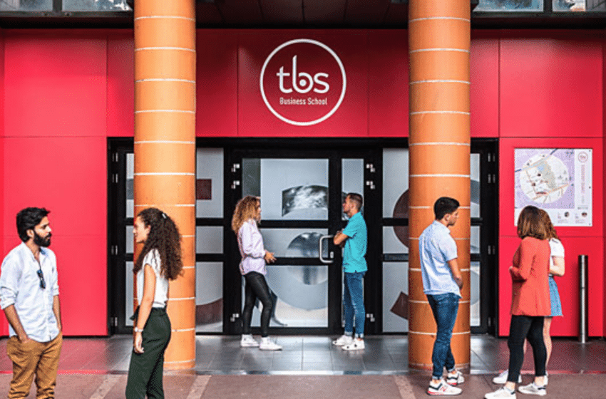 TBS reprend les cours en présentiel