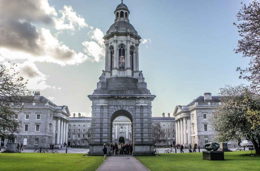 Trinity College Dublin, 200e partenaire international de BSB