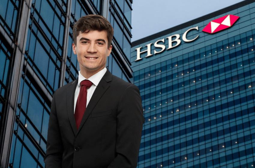 L'audit chez HSBC – Rencontre avec Louis