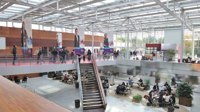 NEOMA Business School met en place de nouvelles mesures pour le présentiel