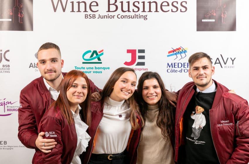 Découvrez BJC, la Junior-Entreprise Bourguignonne par excellence