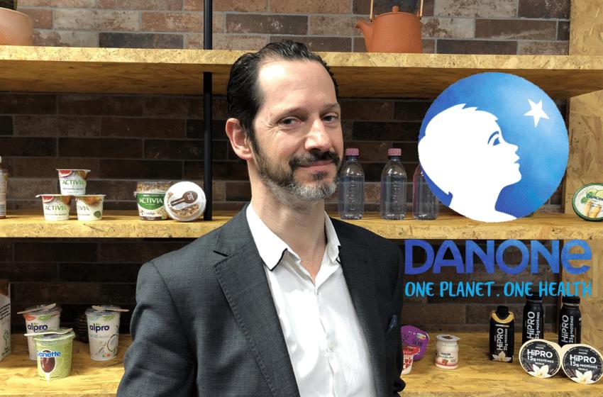 La RSE Clients chez Danone – Rencontre avec Thomas Kyriaco