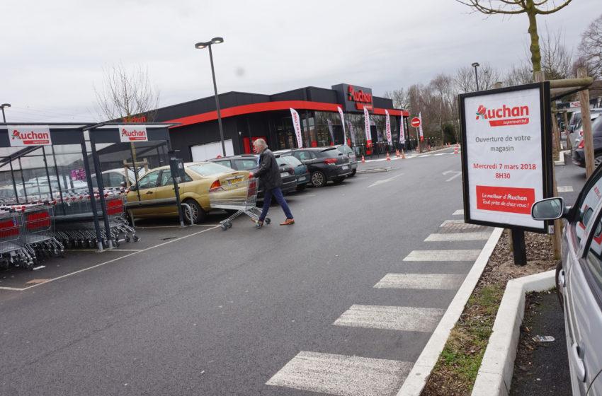 Auchan Retail recrute 4 000 alternants et stagiaires pour 2021