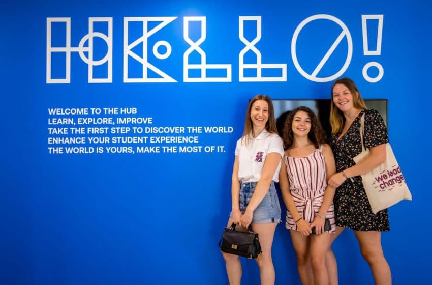 Les jeunes femmes prennent le pouvoir à BSB