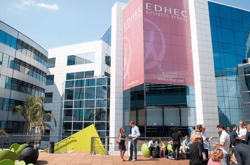 L'EDHEC et EURECOM signent une alliance stratégique originale