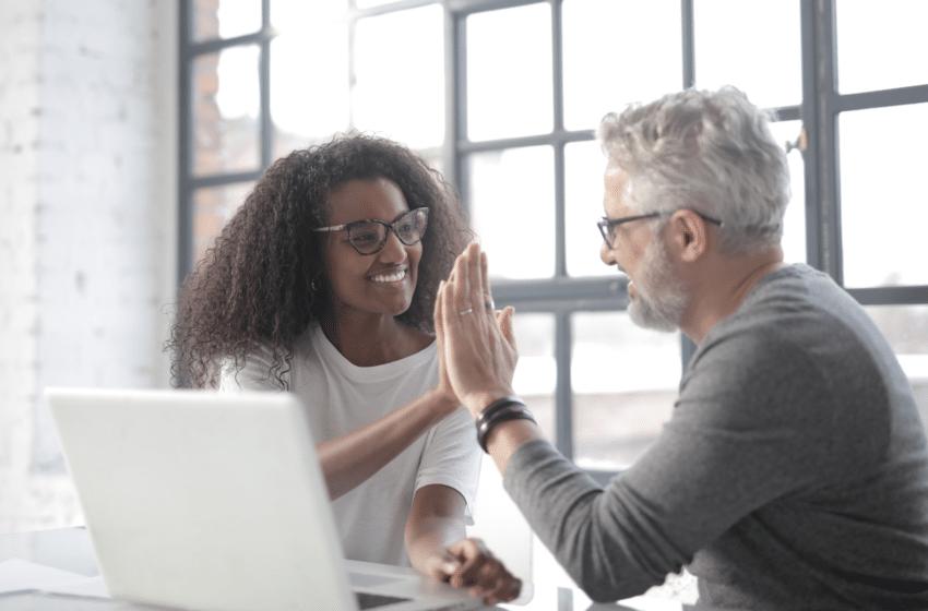 Les jeunes plébiscitent le tutorat en entreprise