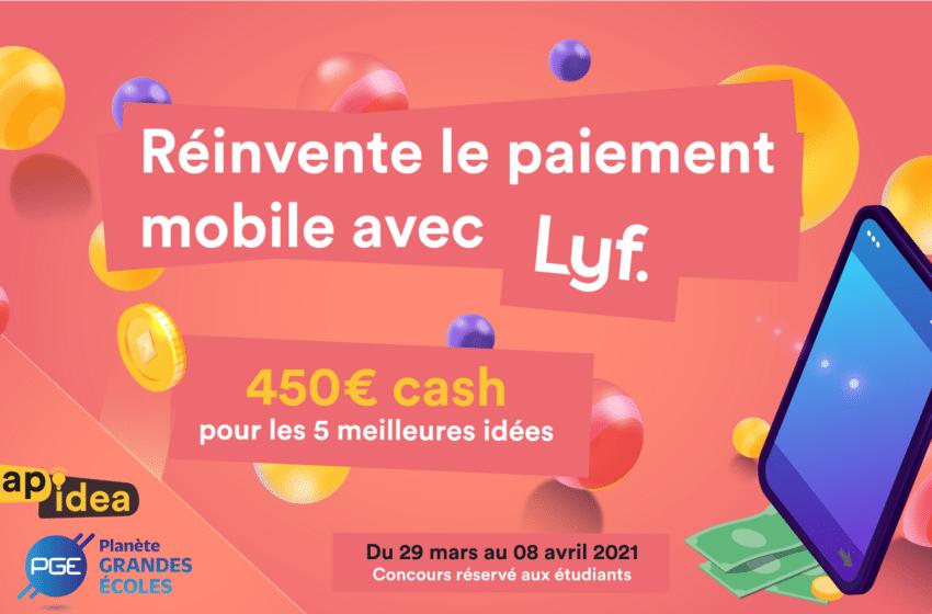 asapidea lance un nouveau concours à idées rémunéré : Réinventez le paiement mobile !