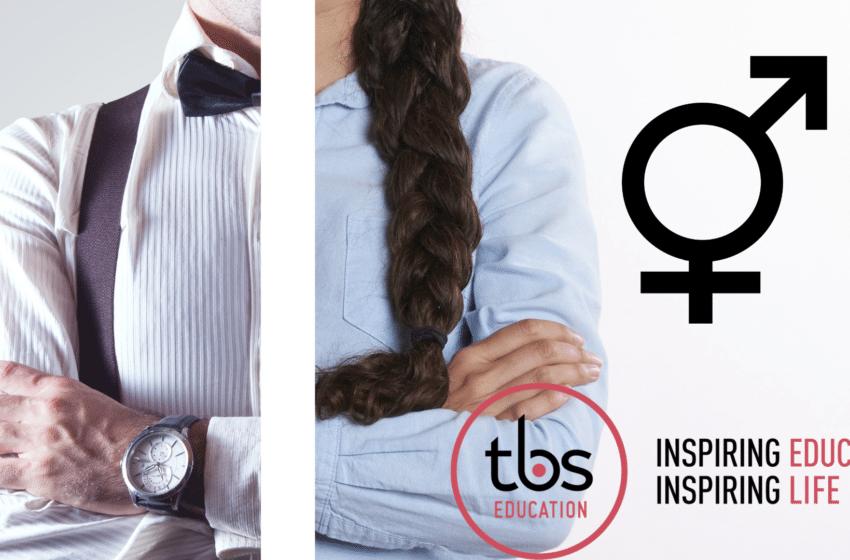 TBS une école engagée dans l'égalité des genres