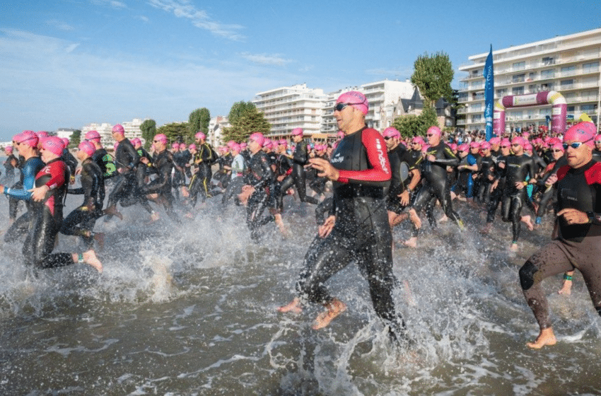 Triathlon Audencia – La Baule : M-1 avant le lancement des inscriptions