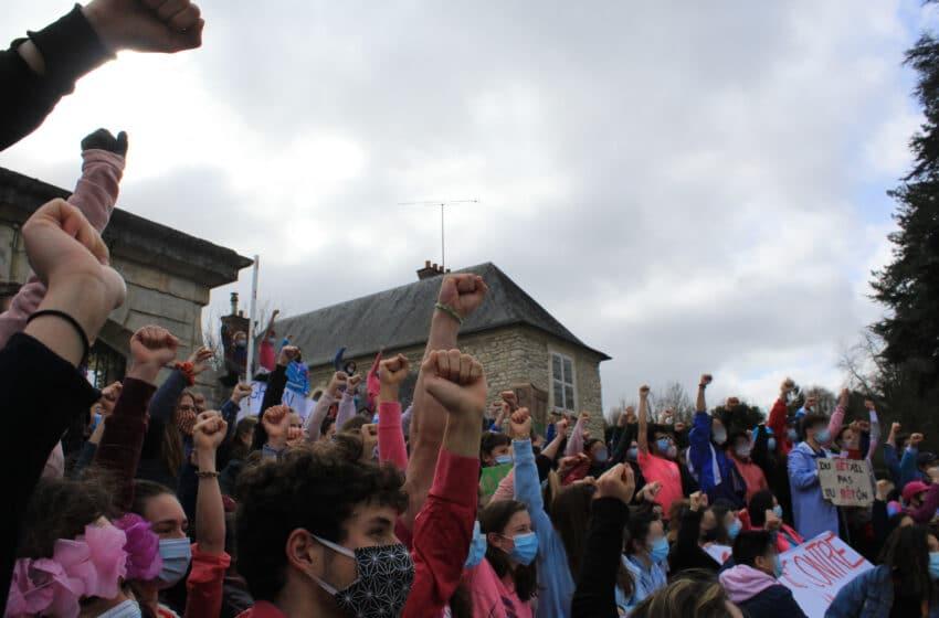 Blocus de Grignon : les étudiants d'AgroParisTech témoignent