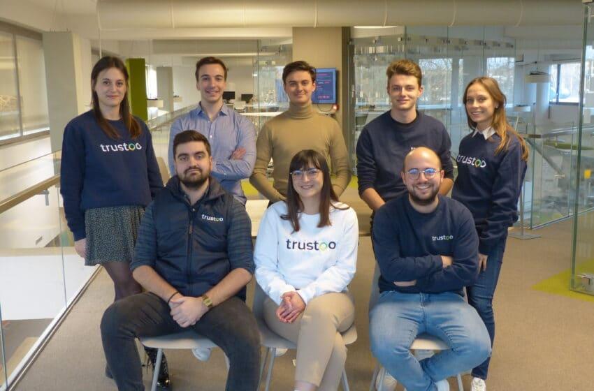Trustoo réalise une levée de fonds de 900 000 euros !