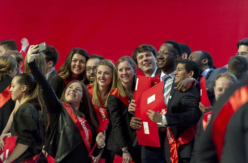 Un nouveau président élu à la Fondation emlyon business school