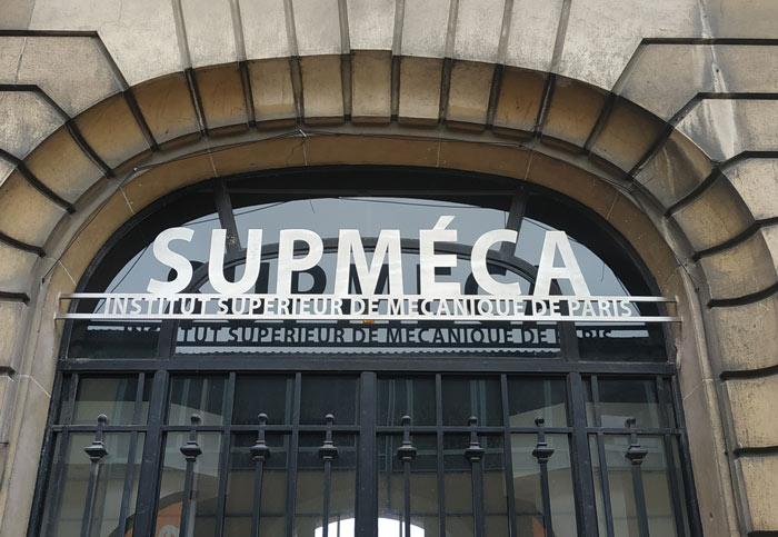 Une nouvelle école membre de L'ISAE : l'école Supméca change de statut