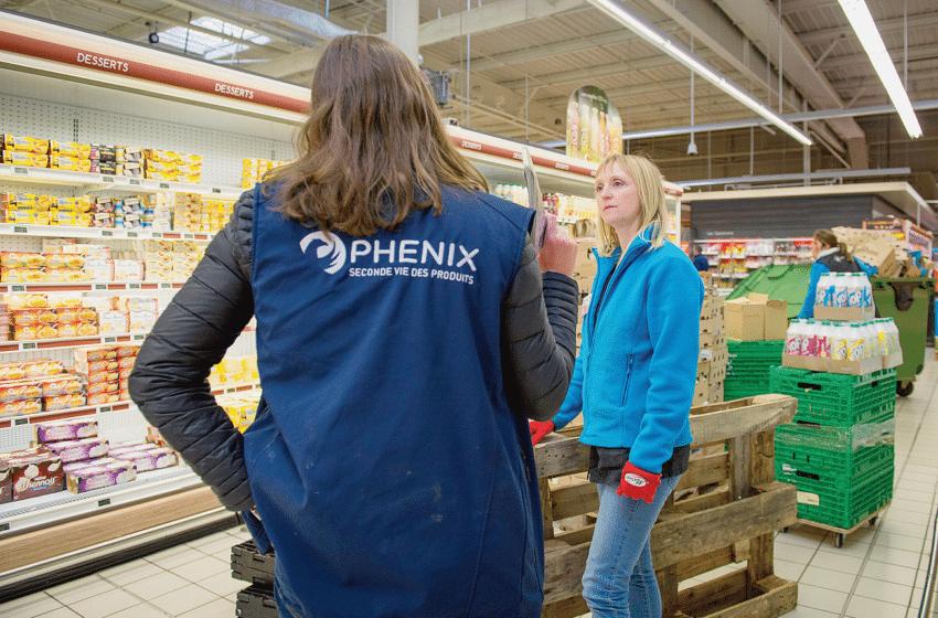 Un million de paniers sauvés grâce à l'appli anti-gaspi Phenix