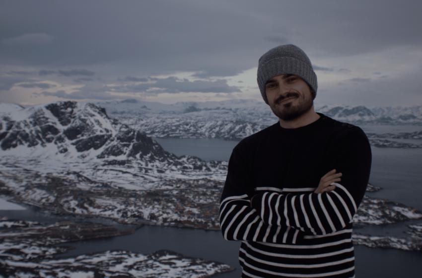 Rencontre avec Jonathan Blanchet, expatrié au Groenland