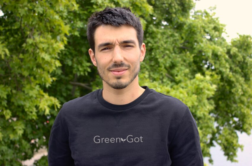Rencontre avec Andrea Ganovelli – Cofondateur de Green-Got : la néobanque verte