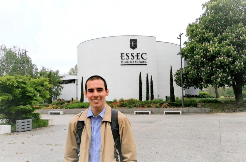 Rencontre avec Jules Robin, refondateur de l'association Polo Marco à l'ESSEC