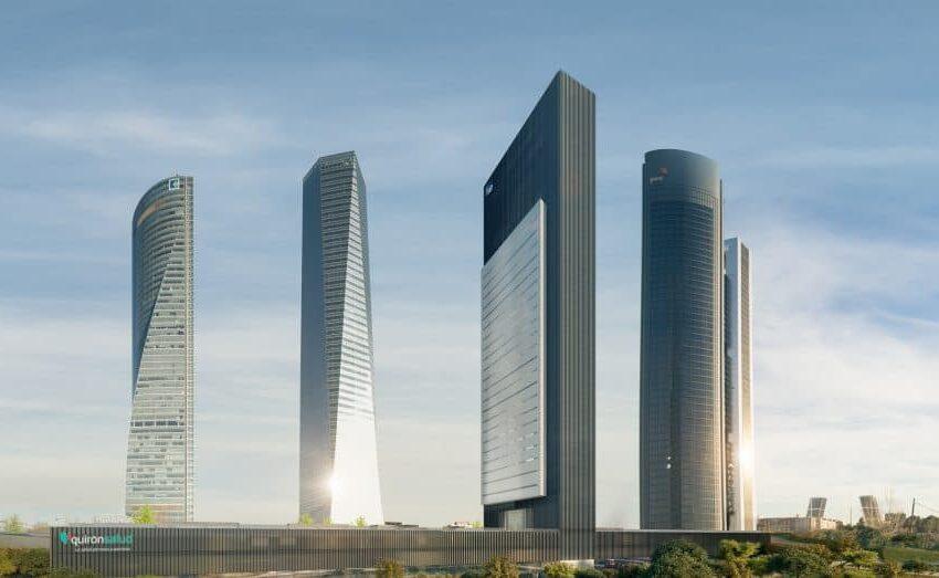 Zoom sur IE Tower : l'un des campus les plus modernes d'Europe