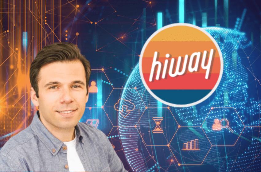 Rencontre avec Alexandre Franchi, cofondateur d'Hiway