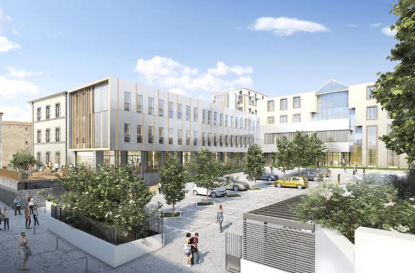 L'ESC Clermont Business School présente l'extension de son campus : « Trudaine XL »