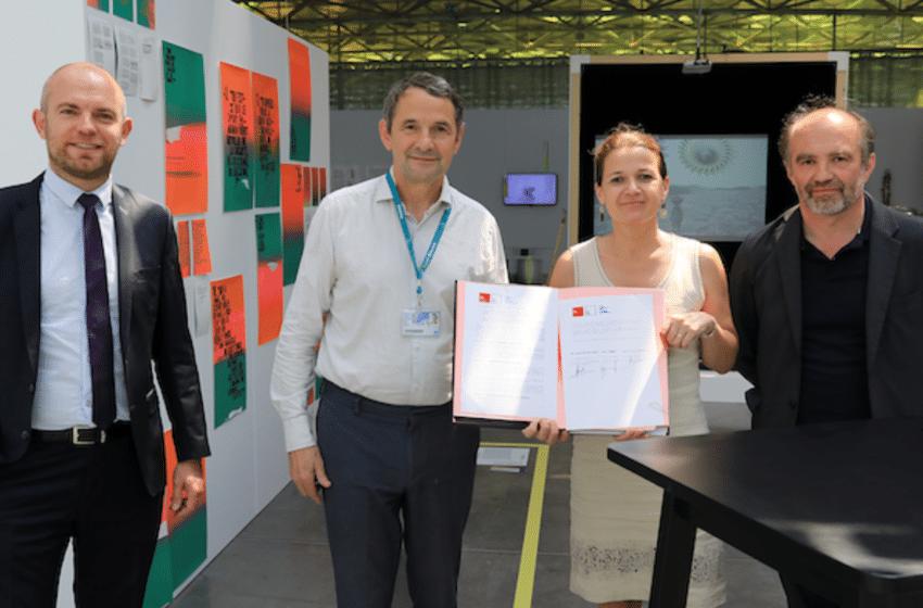 emlyon, l'Esadse et la Cité du design signent un partenariat