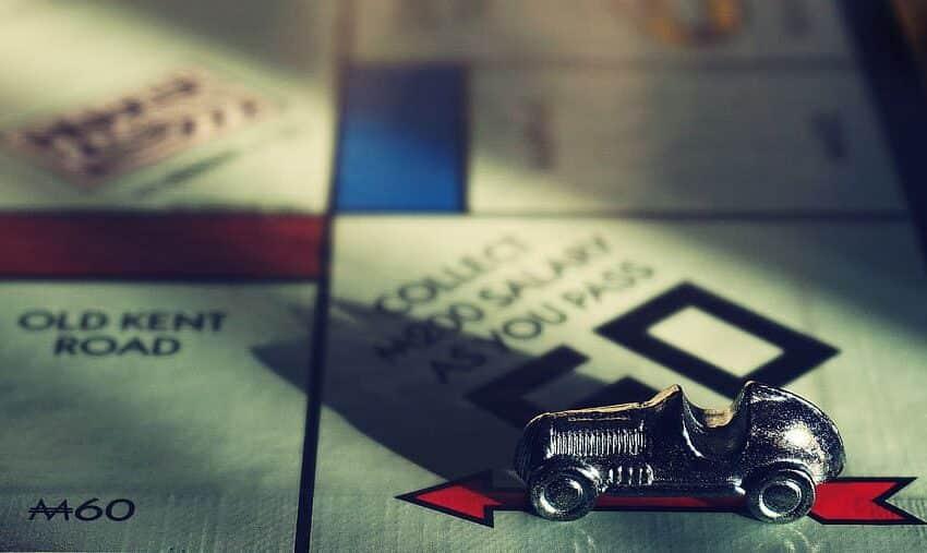Un CV inspiré du … célèbre jeu de société Monopoly