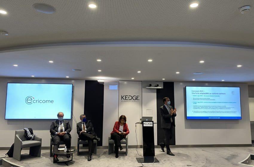 Alexandre de Navailles, Directeur général de KEDGE BS est élu Président d'ECRICOME