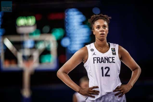 Iliana Rupert – étudiante à emlyon et étoile montante du basket français