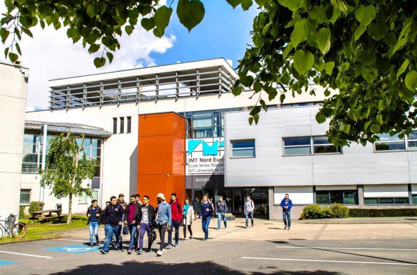 IMT Lille Douai change de nom et devient IMT Nord Europe