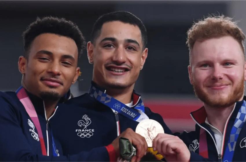 Nouvelle médaille olympique pour un étudiant de l'EDHEC