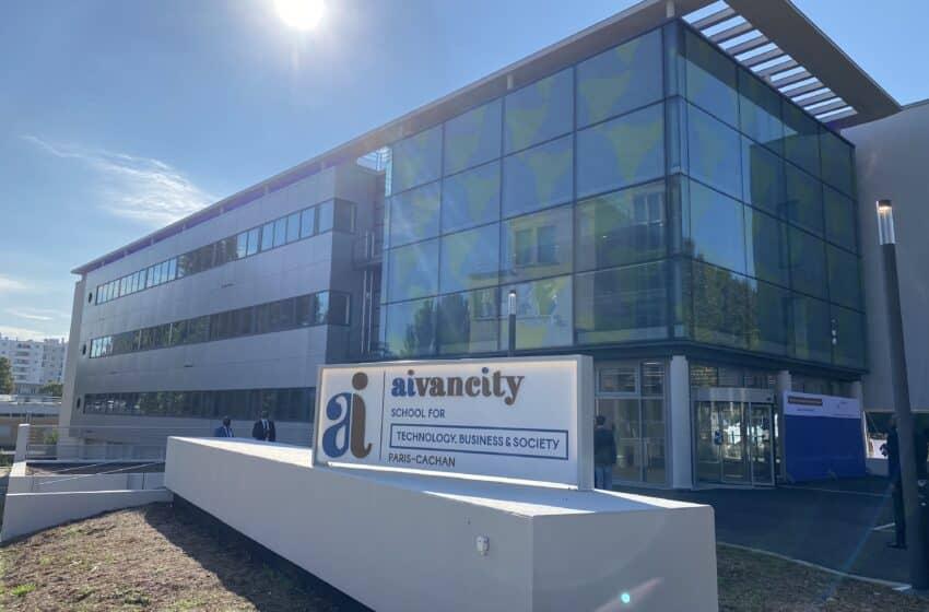 aivancity inaugure son campus 5.0 : première promotion, rentrée et lancement !