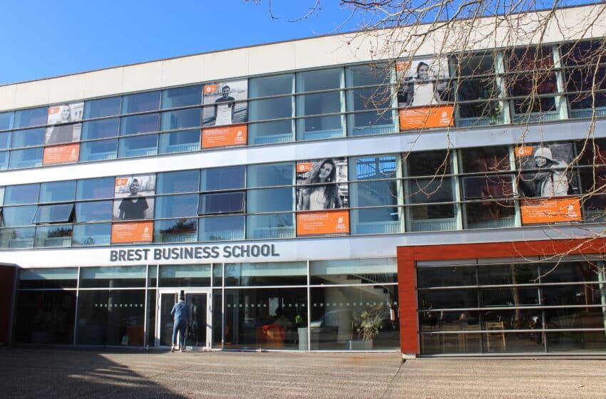 Brest Business School : digitalisation, internationalisation et alternance !