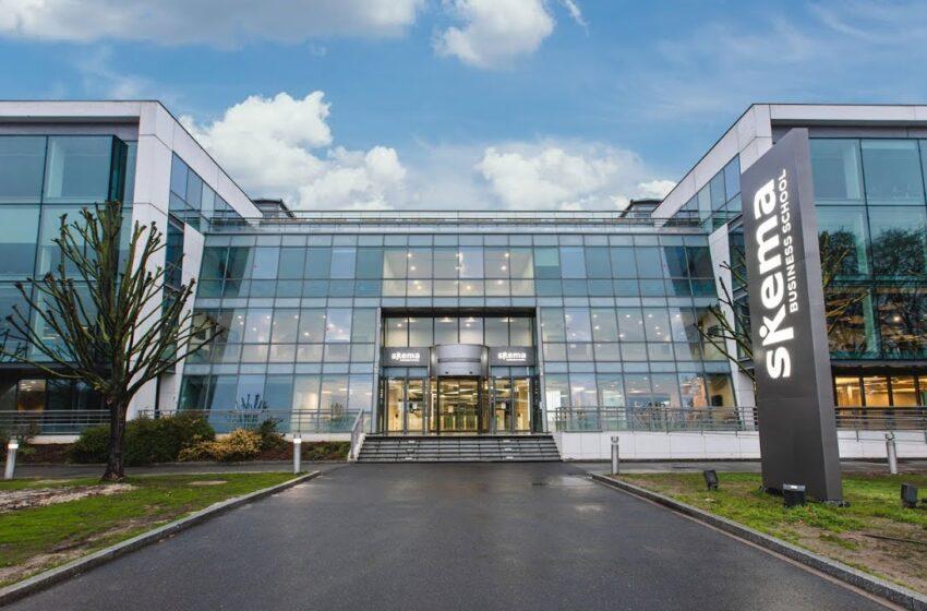 Des protections périodiques en libre accès sur le campus Grand Paris de SKEMA